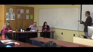Genealogy as Critique: Foucault and the Problems of Modernity (Part 4: Colin Koopman / Responses)) Thumbnail