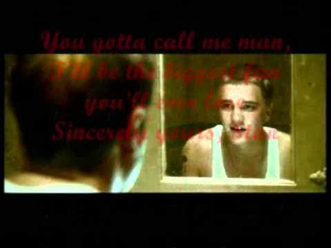 Eminem Ft. Dido - Stan (Lyrics)