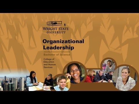 Organizational Leadership at Wright State