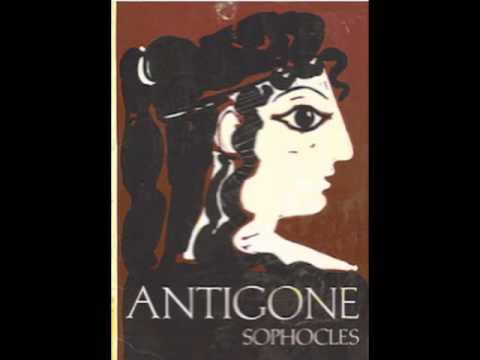 Antigones tragedy in the play antigone by sophocles