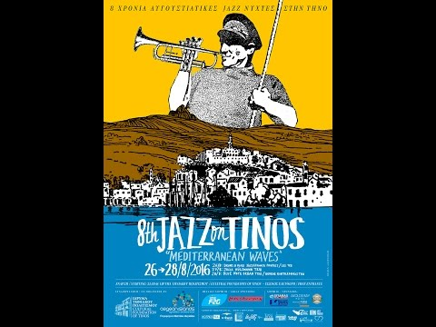 Jazz On Tinos 2016 - Day 2