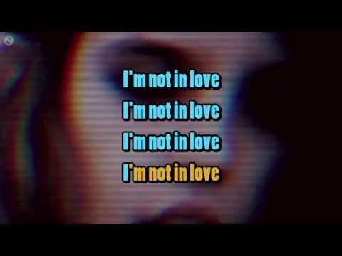 Not In Love // KARAOKE // Crystal Castles