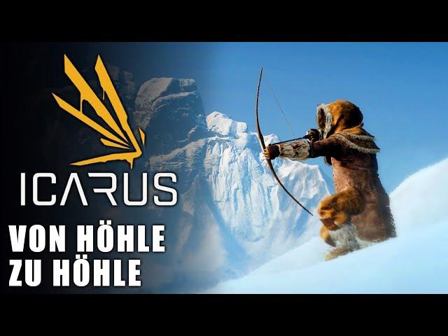 Icarus 🌿 Von Höhle zu Höhle #06 [Lets Play   Gameplay Deutsch   Beta 3]