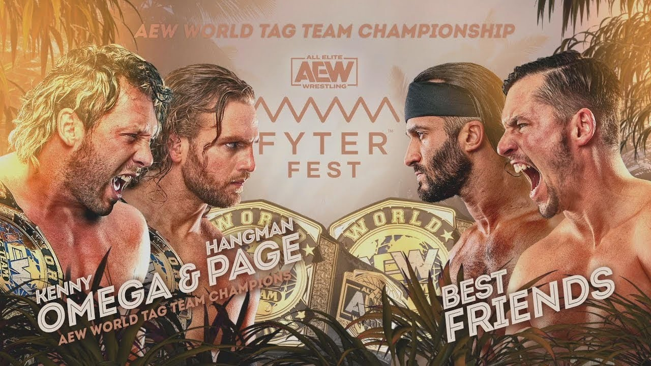 AEW Dynamite 7-1-20 Full Show Review and Results || Fyter Fest Night 1 ||