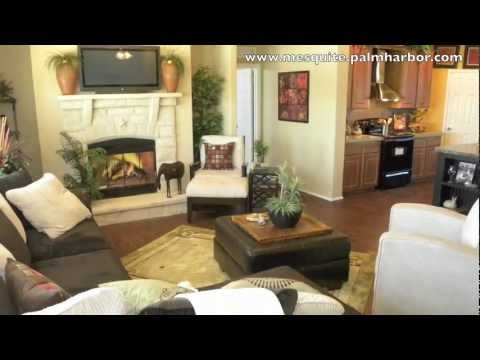 Palm Harbor Manufactured Homes Mesquite Texas  -  The Canyon Bay