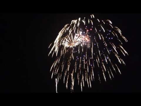 Terrell TX fireworks