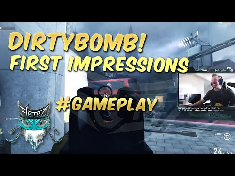 DIRTY BOOB - Dirty Bomb First Impressions