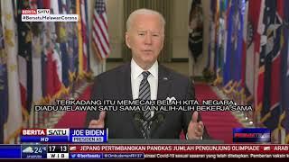 Joe Biden Kutuk Kekerasan Kepada Warga Asia-Amerika