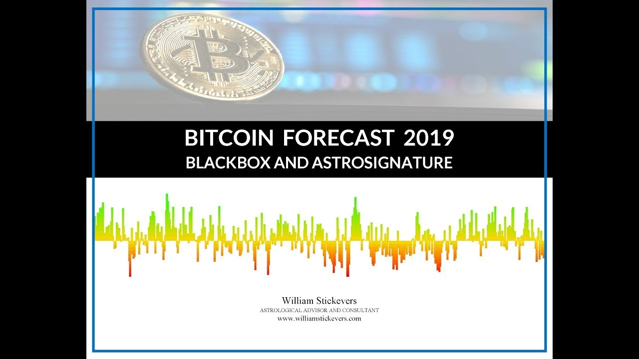 Bitcoin Forecast 2019 PDF Now Available