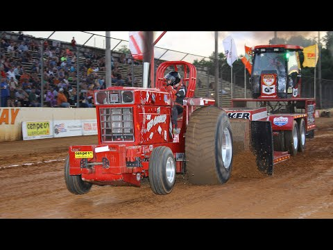 Pro Stock Tractors Hagerstown July 12 2019