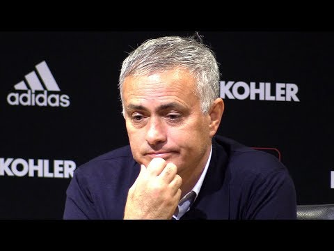Manchester United 2-1 Everton - Jose Mourinho Full Post Match Press Conference - Premier League