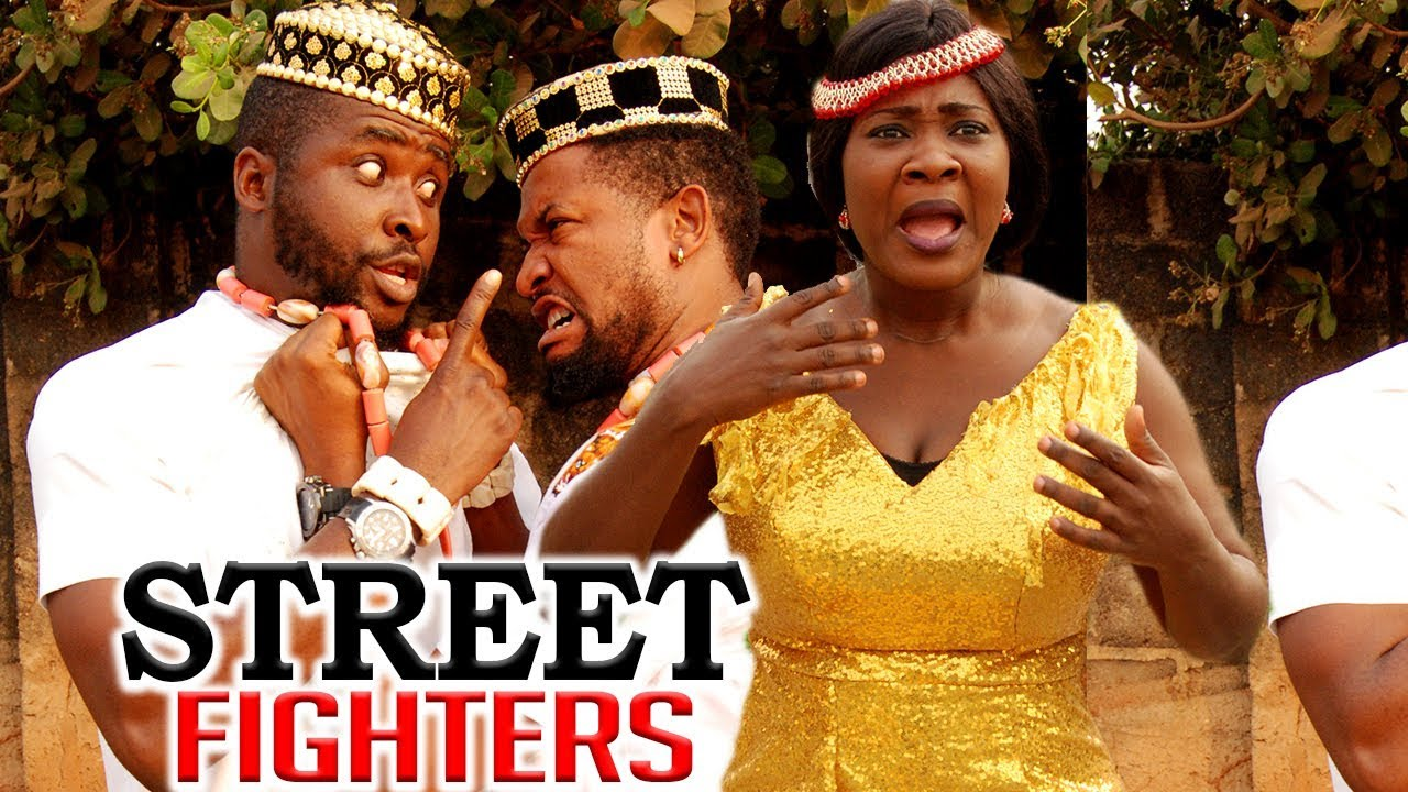 Download STREET FIGHTERS (MERCY JOHNSON) - LATEST NIGERIAN NOLLYWOOD MOVIES