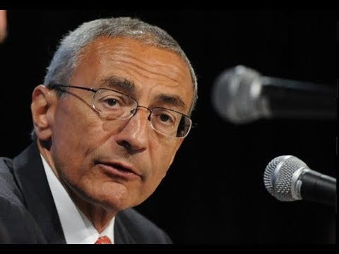John Podesta Questioned by House Intelligence Committee Over Trump Dossier Funding