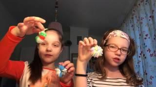 Видео урок 1 - Плетение брелка крючком