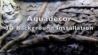 Aquadecor 3D Background Install