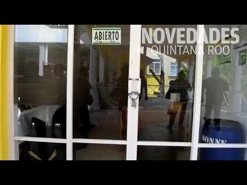 Cierran oficina de la Canirac en Cozumel