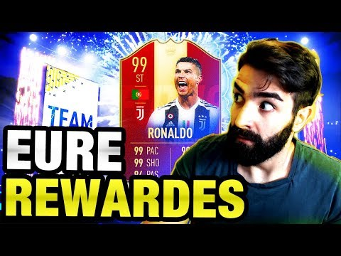 EURE REWARDS | Fifa 19 Live Stream