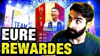 EURE REWARDS | Fifa 19 Live Stream