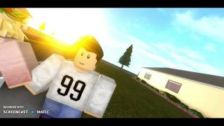 Too Good at Goodbye... (roblox music video)