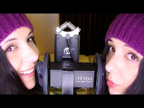 ASMR Let Me Give You SKisses!  Binaural SK And Kiss Sounds To Trigger Tingles And Help You Relax
