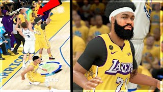 INSANE MUST WIN ELIMINATION GAME vs GSW! BUZZER BEATER!! NBA 2k20 MyCAREER Ep. 81