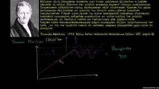 Thomas Malthus ve Nüfus Artışı