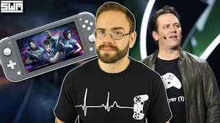 Resident Evil Invades Smash Bros And Phil Spencer Says No To VR For Xbox Scarlett | News Wave