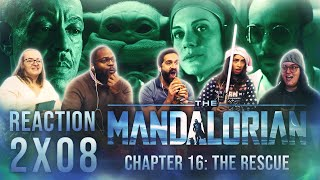The Mandalorian - 2x8 Chapter 16: The Rescue - Group Reaction