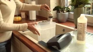 Видеоинструкция к пылесосам Thomas T2 и Black Ocean (отличия в комплектации см. на сайте www.thomas.ru). Моющий пылесосы...
