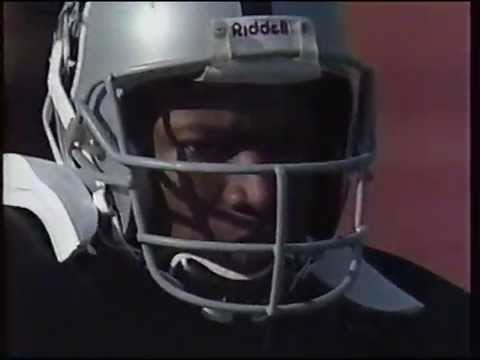 Bo Jackson Thunderstruck 1990 Raiders Season Weeks 12-15