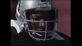 Bo Jackson Thunderstruck 1990 Raiders Season Weeks 12-15