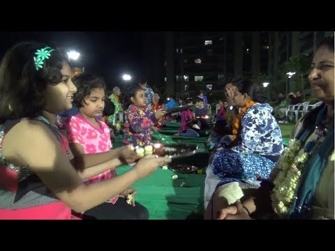 Applewood Society,South Bopal,Ahmedabad Mein Matru Pitru Poojan Karyakram
