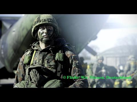Deutschlands Ziel: Grossmacht und EU-Armee unter deutscher Führung!?