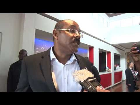 CMC Interview with Antigua Prime Minister