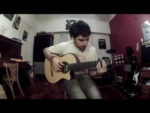 """""""Balderrama"""" - Tutorial GUITARRA (versión Mercedes Sosa)"""