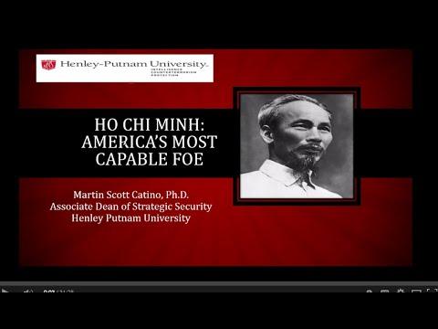 Ho Chi Minh America's Most Capable Foe