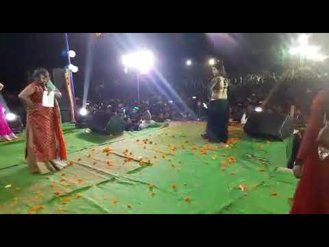Kheshari and Pushpa Rana live stage show. 2018-02-20