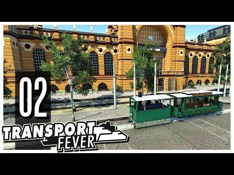 Transport Fever - S2 Ep.02 : Bern Overhaul
