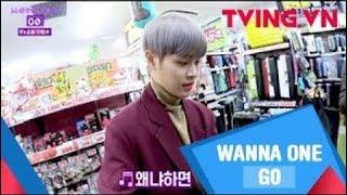 (Vietsub) WANNA ONE GO 2 | Dae Hwi cẩn thận và chu đáo khi lựa quà cho các anh