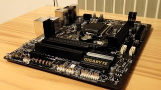 GiGABYTE Motherboard GA-H81M-HD3 Socket 1150 Intel i3 i5 i7 Haswell Refresh
