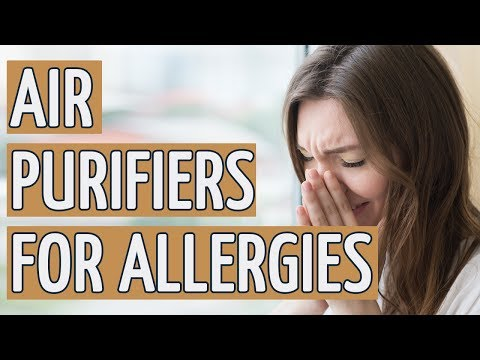 12 Best Air Purifiers For Allergies 2017