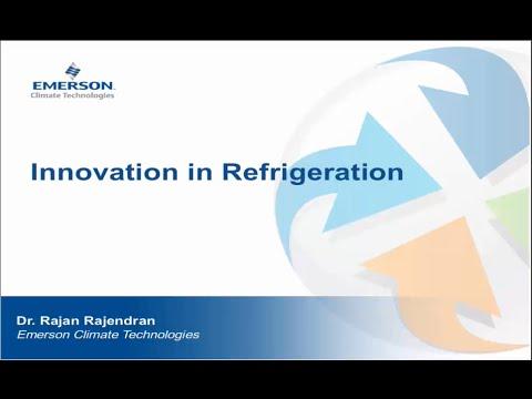 Webinar 16: Innovation in Refrigeration