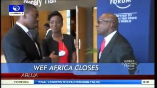WEF Africa Plenary: Participants Speak As World Economic Forum on Africa Closes Prt2