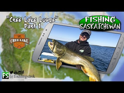Cree Lake Lodge Adventure Part 1