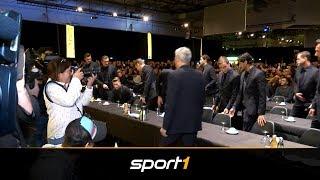 Pfeifkonzert! BVB-Team von Mitgliedern ausgebuht | SPORT1