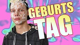 TORTE IM GESICHT? | GEBURTSTAG! | unsympathischTV