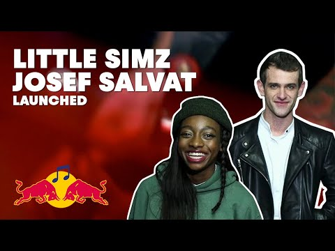 Little Simz & Josef Salvat - Launched at Red Bull Studios London - Series 4 Ep 1