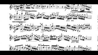 Concerto in D Minor Bach violin sheet music