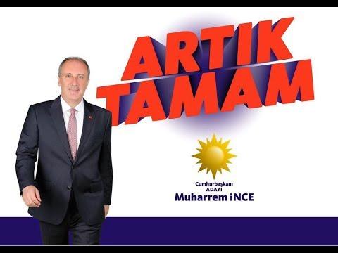 CHP'nin yeni seçim şarkısı ARTIK TAMAM
