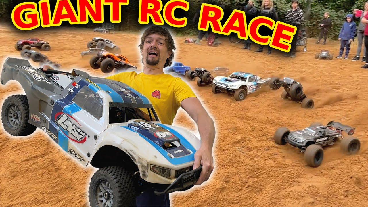 Download GIANT Petrol & Electric RC Race
